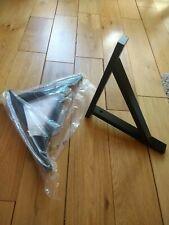 Two *New*  IKEA EKBY Valter wooden shelf brackets