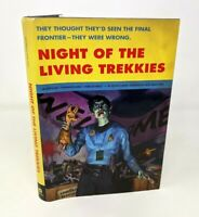 2010 Night of the Living Trekkies Kevin David Anderson Sam Stall Hardcover FP20
