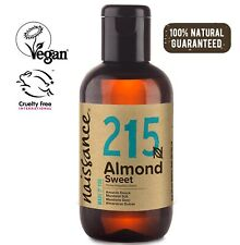 Naissance Mandelöl süß - 100ml - vegan für Hautpflege Naturkosmetik