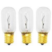 3x Light Bulb for LG LMV1680ST Microwave