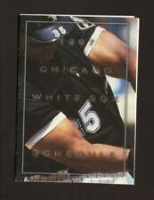 Chicago White Sox--Frank Thomas--1997 Pocket Schedule--Miller Lite