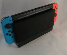 Black Cotton Dock Sock - Nintendo Switch Dock Cover - Screen Protector - Sleeve