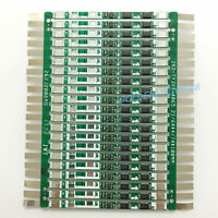 4A 1S 18650 PCM Protection PCB with SEIKO IC for 3.6V 3.7V Li-ion LIPO  battery