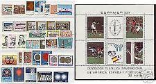 Autres timbres d'Amérique latine