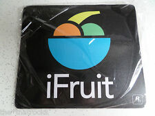 $$$ OFFICIAL GRAND THEFT AUTO V IFRUIT MOUSE MAT $$$ ROCKSTAR GAMES $$$