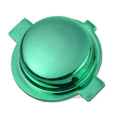 Customized Logo Home Buttons Mod Kits for PS4 Controller Chrome Green