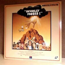 Wholly Moses (LASERDISC, 1983)