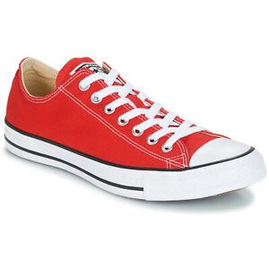Converse rosse basse | Acquisti Online su eBay