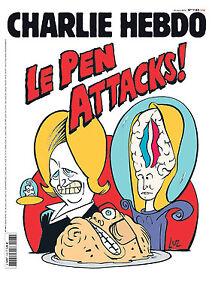 journal / Charlie Hebdo n°1183 du 25/03/2015