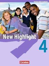 New Highlight - Band 4 Cornelsen ISBN 978-3-06-031841-4