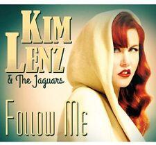 Kim Lenz, Kim Lenz & the Jaguars - Follow Me [New CD]