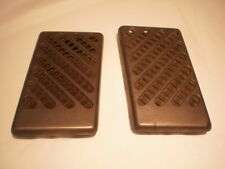 1989 Nissan Pulsar Rear Quarter Speaker Trim Covers  Left & Right as is