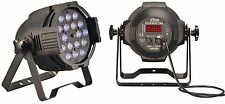 LED Zoom Par - 18 x 8watt RGBA - 10-40 Degree Beam - Super Punchy
