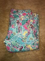 Lilly Pulitzer Worth Straight Jean 00
