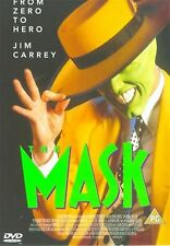 The Mask 2005 Jim Carrey, Cameron Diaz, Peter Riegert NEW AND SEALED UK R2 DVD