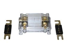 Ibp Nc Shipping Anl Fuse Holder 0 Or 2 Gauge Car Amp Install Free Anl Fuse 150A