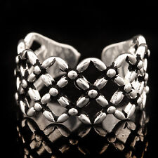 Silberring Silber 925 Ring  Verstellbar Offen R640 Flexibel offen schick