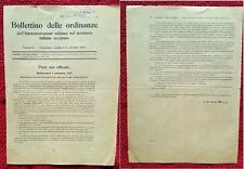 G368-1° G.M., TITOLI DEBITO PUBBLICO RUSSO E GARANZIE DELLO STATO, 1918