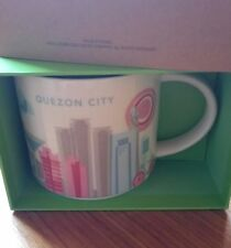 New Starbucks Quezon city mug - you are here Philippines