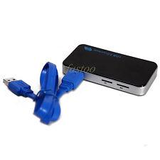 USB 3.0 COMPACT FLASH MEMORY CARD READER ADATTATORE PER TF SDHC CF Micro SD Tide fo