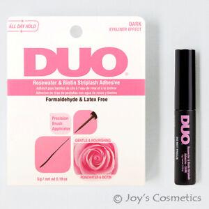 1 Duo Eau de Rose & Biotine Striplash Adhésif - Brosse Sur 5g Foncé Ton Joy's