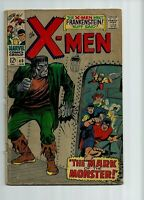 X-MEN #40 - 1ST APPEARANCE OF FRANKENSTEIN CHARACTER IN MARVEL UNIVERSE