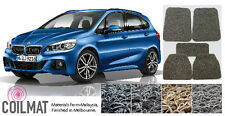 2014-Current BMW 2 series Active Tourer - Customised PVC Coil Car Floor Mats