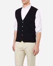N. Peal 100% Cashmere Mens Vest (Waistcoat)