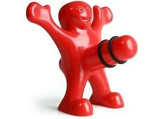 NEW HAPPY MAN WINE BEER BOTTLE CORK STOPPER BOTTLESTOPPER BAR NOVELTY GIFT