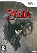 Jeux vidéo manuels inclus The Legend of Zelda pour Nintendo Wii
