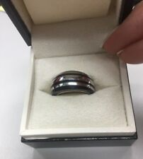 AUTHENTIC WOMAN MONTBLANC STAR COLLECTION RING SIZE 5.5
