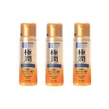 ROHTO HADALABO Gokujyun Premium Hyaluronic Acid Super Moist Lotion 170ml (3pcs)