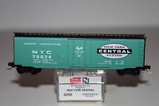 N Scale MTL 32250 New York Central 50' Plug Door Boxcar 78824