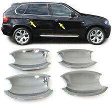 Set di 4 finitura cromata porta tazza CONCHIGLIE BMW x5 e70 x6 e71 & e90 e91 3 SERIE ty2