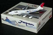 JAL B747-400 Special: World Cup 2006 Reg:JA8909    1:500 Net Models