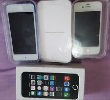 lOT X 4 IPOD touch 4TH 5TH generation IPHONE 4TH mp3 MP4 Mobile cellphone used