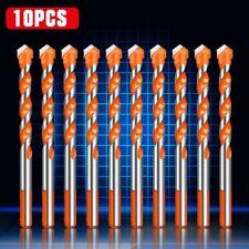 10xTriangle drill bit Multifunctional twist drill head triangle drill Hand Tools
