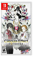 The Caligula Effect Overdose NSW Nintendo Switch Brand New