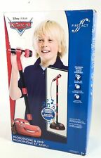 DIsney Cars Microphone And Amp First Act CR425 New Free Shipping