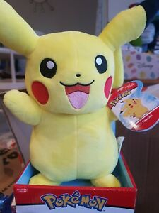 Pikachu Licensed Plush 29cm Pokemon