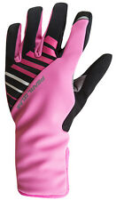 Pearl Izumi Women's Elite Softshell Gel Winter Gloves Screaming Pink Small
