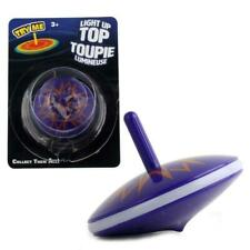 Edge Light Up Gyro Flashing Spinning Tops Party Favors Kids Toy