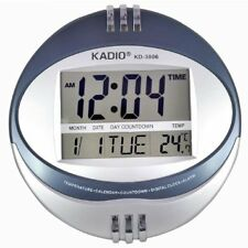Kadio digital round clock kd 3806