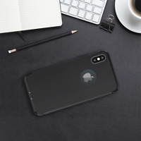 New Shockproof Slim Silicone Thin Case Soft TPU Cover For Apple iPhone Xs XR Max