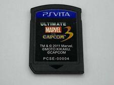 RAR: Ultimate Marvel vs. Capcom 3 Sony Playstation PS Vita jeu très bien