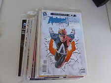 ANIMAL MAN   NEW 52  # 0 - 29  plus annual 1 & 2