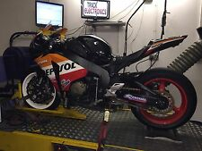 HONDA CBR1000RR CBR600RR FULL DYNO SETUP ECU FLASH TUNING PROGRAMMING