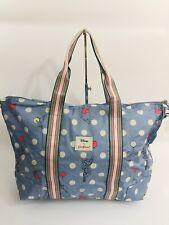 Cath Kidston Disney Winnie The Pooh Balloon Button Spot Foldaway Overnight Bag
