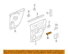 Hummer GM OEM 03-04 H2 Front Door-Pull Handle 88954393