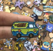 MYSTERY MACHINE enamel pin badge brooch scooby doo cartoon TV movie Shaggy